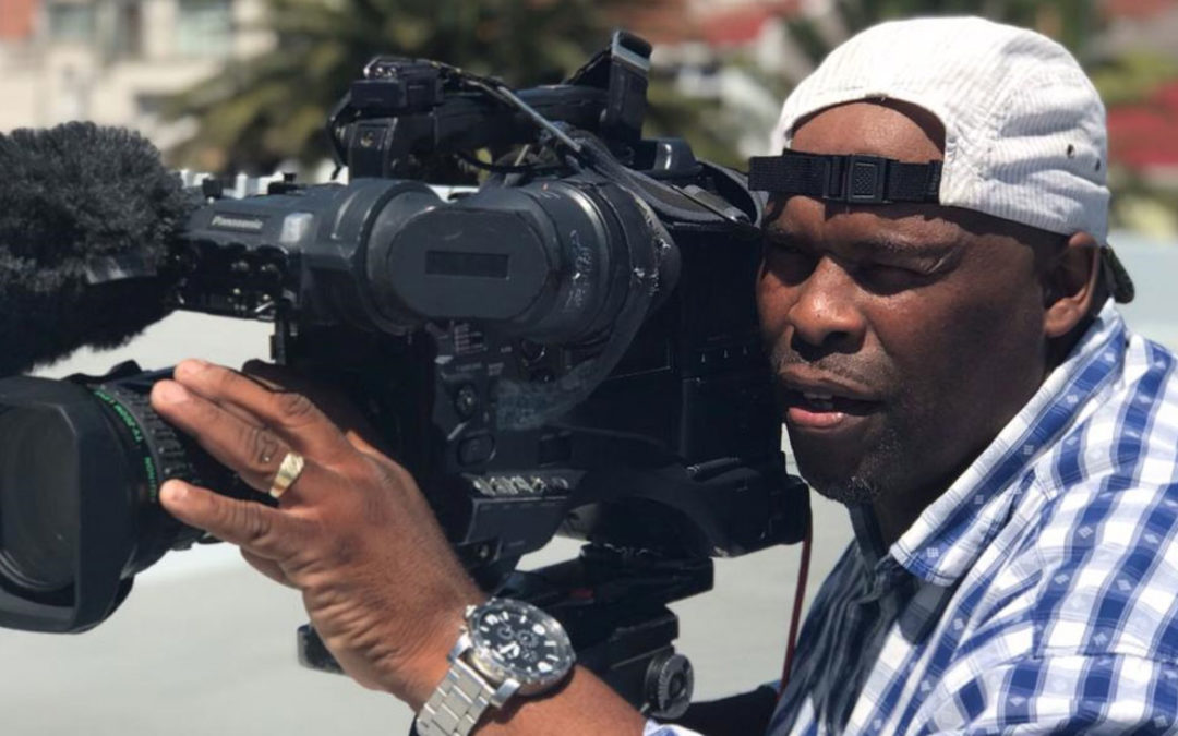 The Cape Town Press Club mourns the loss of cameraman and journalist Lungile Tom