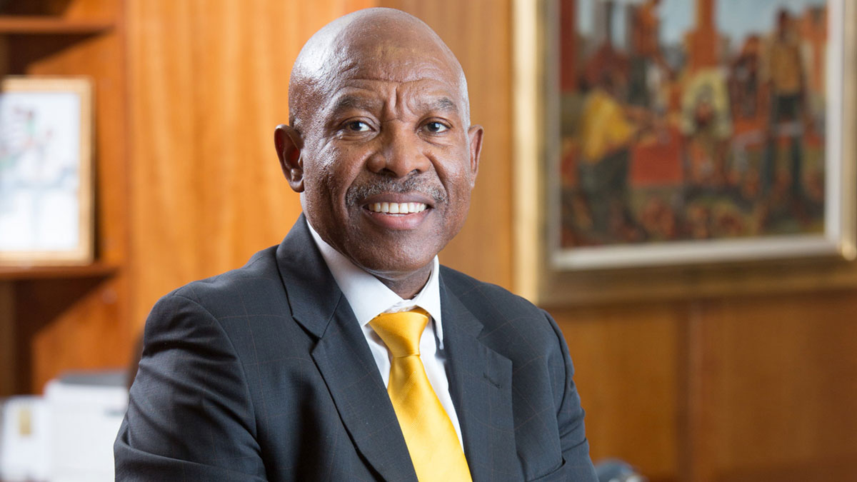 Lesetja Kganyago Governor of the Reserve Bank
