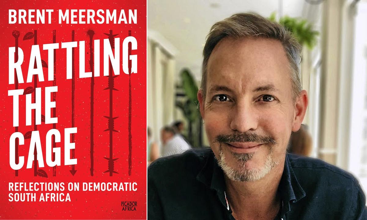Brent Meersman - Rattling The Cage