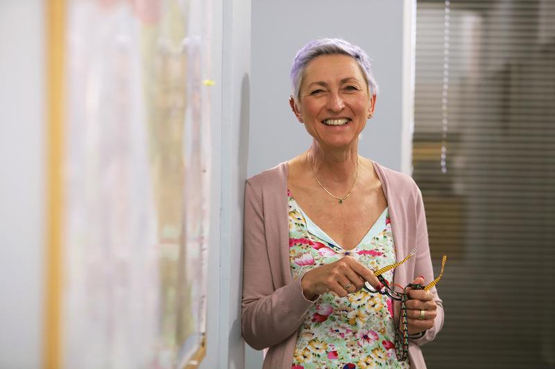 Proffessor Linda Gail Bekker